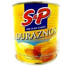 duraznos S&P