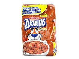 zuccaritas Chocolate Kellogs