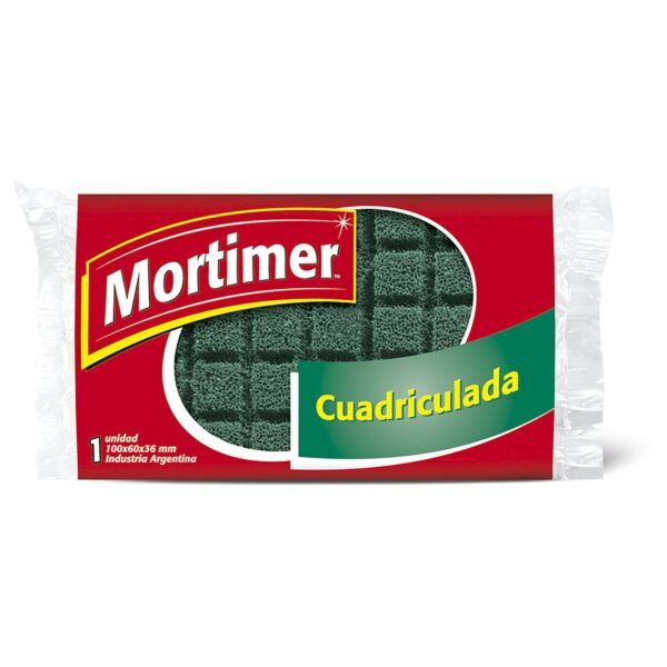 MORTIMER-CUADRICULADA