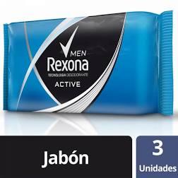 jabon rexona x3 Active