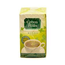 GREEN HILLS BOLDO