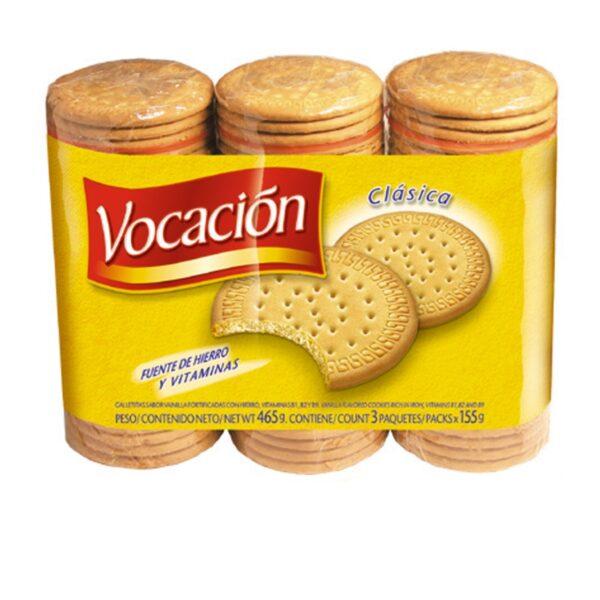 Vocacion Pack 3