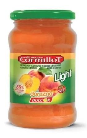 Dulce-Durazno-Light-Cormillot-390grs