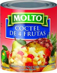 coctel de frutas molto