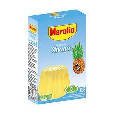 gelatina anana marolio