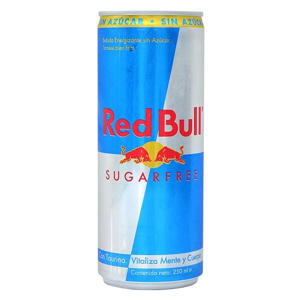 red bull sugarfree x 250ml