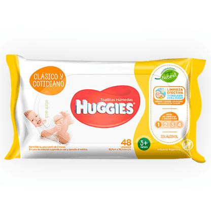 huggies toallas