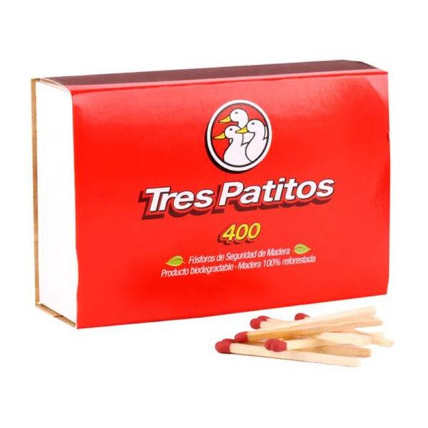 Fosforos-Tres-Patitos-400-Unidades-1-8669